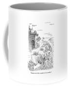 Someday Man Will Find A Peaceful Use Coffee Mug