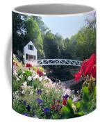 Somesville Bridge And Home Coffee Mug