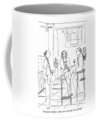 Sometimes I Sell Puts.  Other Times I Sell Calls Coffee Mug