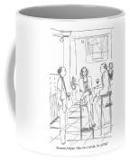 Sometimes I Sell Puts.  Other Times I Sell Calls Coffee Mug