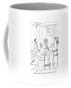 Sometimes I Sell Puts.  Other Times I Sell Calls Coffee Mug by Richard Cline