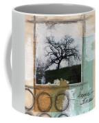 Sometimes Coffee Mug by Linda Woods