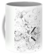 Sometimes Sideways Coffee Mug