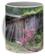Somewhere Near Geyserville Ca Coffee Mug by Joan Carroll