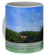 Somewhere On The River Coffee Mug