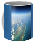 Somewhere Over Cuba Coffee Mug
