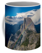 Somewhere Over Half Dome Coffee Mug