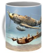 Somewhere Over Tunisia Coffee Mug