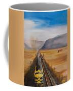 Somewhere West Of Corning Coffee Mug