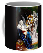 Song Of The Angels By Bouguereau Coffee Mug