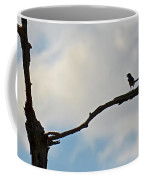 Songbird Silhouette Coffee Mug