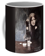 Sonja In Grisaille Coffee Mug