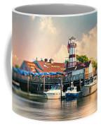 Sono Seaport Seafood Coffee Mug