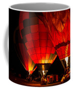 Sonoma County Hot Air Balloon Classic Coffee Mug
