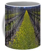 Sonoma Mustard Grass Coffee Mug