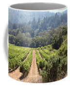 Sonoma Vineyards In The Sonoma California Wine Country 5d24518 Coffee Mug