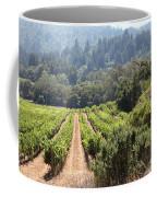Sonoma Vineyards In The Sonoma California Wine Country 5d24518 Coffee Mug
