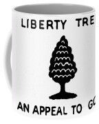Sons Of Libery Symbol, 1776 Coffee Mug
