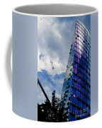 Sony Center In Downtown Berlin Coffee Mug