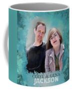 Soon To Be Mr And Mrs Jackson Coffee Mug
