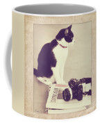 Sophie And The Camera Coffee Mug