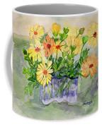 Sophie's Calendulas Coffee Mug