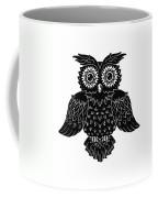 Sophisticated Owls 1 Of 4 Coffee Mug