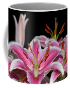 Sorbonne Lily Macro Coffee Mug