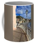 Sori - Sea And Promenade Coffee Mug