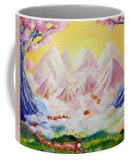 Sorrows All Disappear Coffee Mug