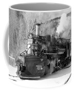 Sothbound Through Rockwood Black And White Coffee Mug