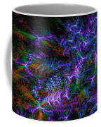 Souls Connectivity Abstract Coffee Mug