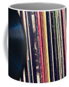 Sound Of Vinyl Coffee Mug