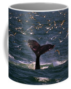 Sounding Humpback Coffee Mug