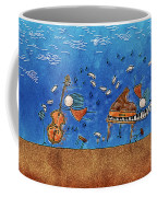 Sounds Blown In The Wind Coffee Mug