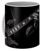 Sounds In The Night Bass Man Coffee Mug by Bob Orsillo