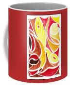 Sounds Of Color Doodle 2 Coffee Mug