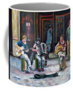 Sounds Of Paris Coffee Mug