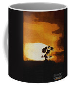 South African Sky Coffee Mug