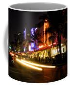 South Beach After Dark Coffee Mug