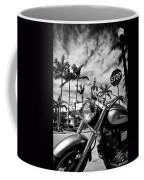 South Beach Cruiser Coffee Mug