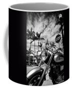 South Beach Cruiser Coffee Mug