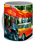 South Beach Flavour Coffee Mug by Karen Wiles
