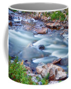 South Boulder Creek Little Waterfalls Rollinsville Coffee Mug