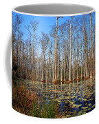 South Carolina Swamps Coffee Mug