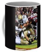 South Carolina Versus Navy Coffee Mug