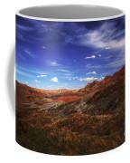 South Dakota Badlands Beautiful Afternoon Coffee Mug