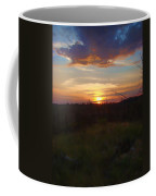 South Dakota Sunset 2 Coffee Mug