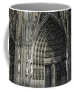 South Entrance Cologne Cathedral Coffee Mug