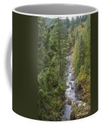 south fork Snoqualmie river Coffee Mug